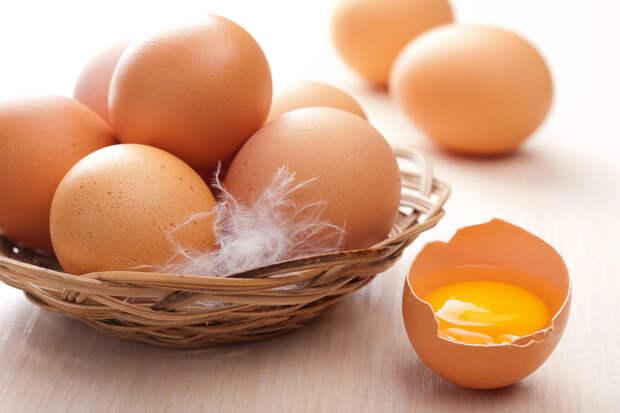 Ученые: Употребление яиц укрепляет здоровье и способствует похудению