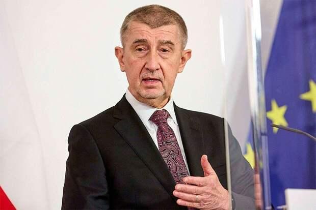 Премьер-министр Чехии призвал «успокоить» отношения с Россией