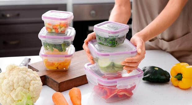 Как правильно ухаживать за контейнерами из пластика