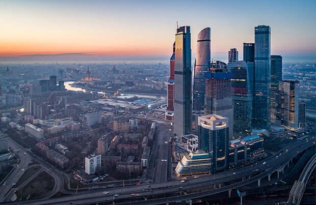 РБК: подведомственная мэрии компания купила помещения в «Москве-Сити» за 1,1 млрд