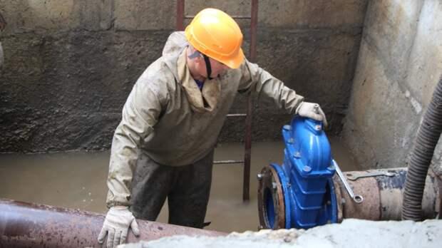 ВОктябрьском районе Ростова-на-Дону отключат воду 9июня