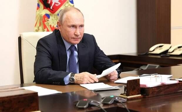 Путин: «Мы зубы выбьем всем так, чтобы они не могли кусаться»