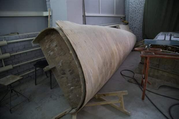 Сибирские инженеры создали первую  реконструкцию деревянного самолета времен войны