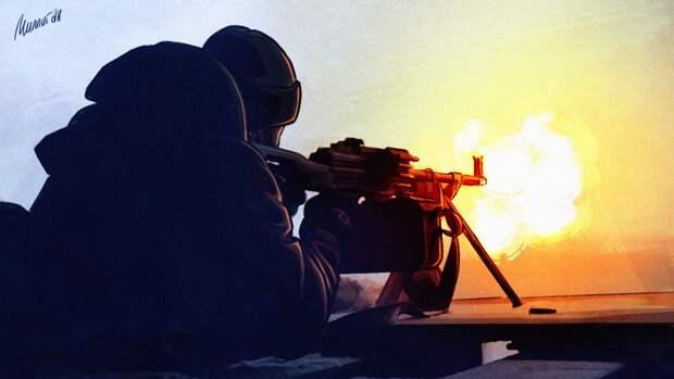 Бойцы ВСУ за сутки выпустили свыше 50 боеприпасов по территории ЛДНР