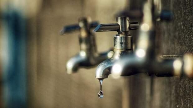 Симферополь остался без воды из-за аварии