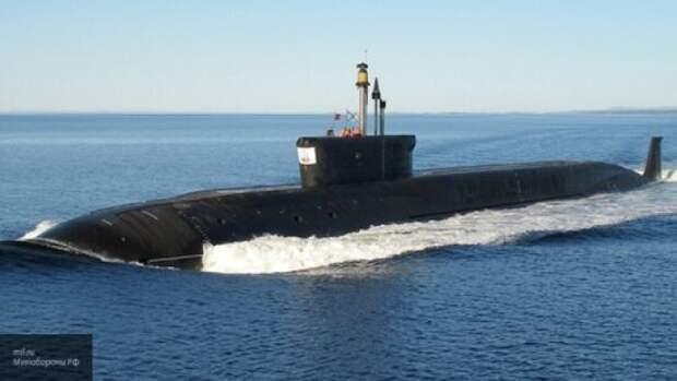 «Золотая» субмарина: почему России не стоит опасаться новых подлодок США типа «Колумбия»