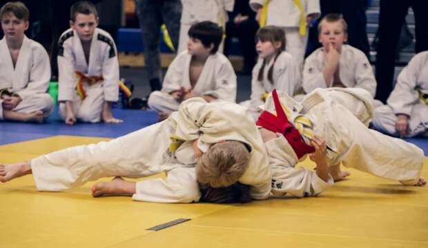 Школьник из Свиблова завоевал бронзу в межрегиональном турнире по дзюдо
