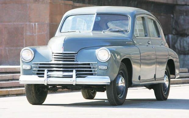 Стандарт для классики: утвержден ГОСТ для старых автомобилей