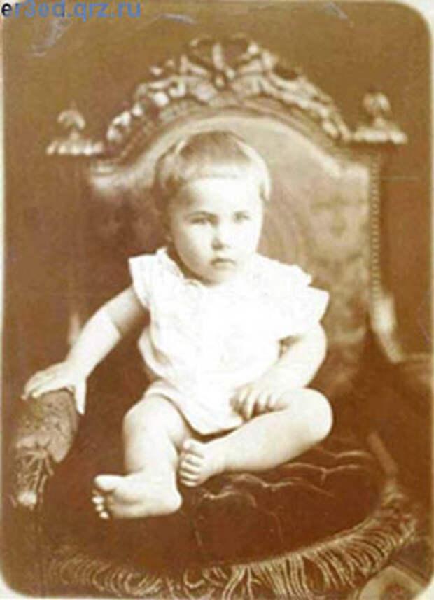 Андрей Белый. Москва. 1881-82 гг.