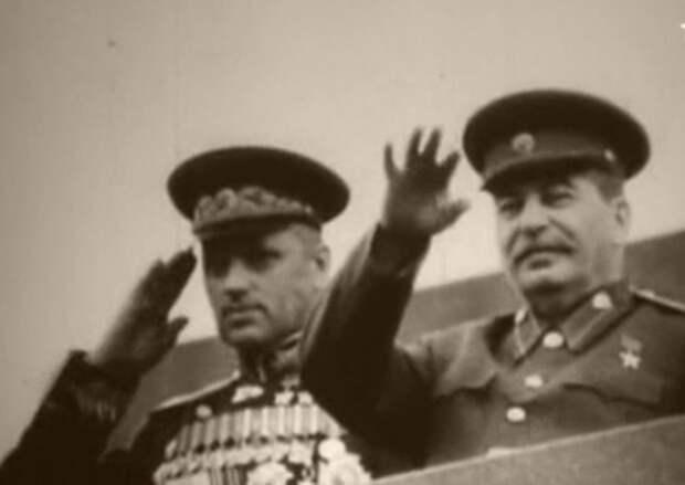 Шутка Сталина и недрогнувший под снарядами Рокоссовский