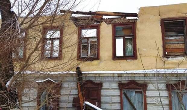 Общественники обсудили с министром архитектуры судьбу исторического центра Оренбурга