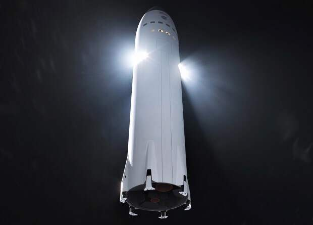 NASA приостановило контракт со SpaceX на создание лунного посадочного модуля