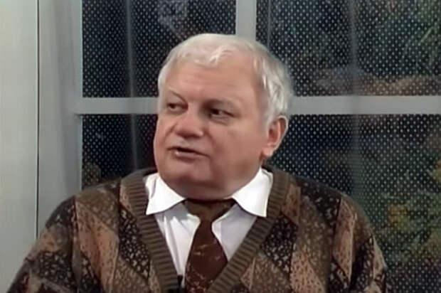 Ведущий конструктор ОКБ «Импульс» Владимир Ефремов