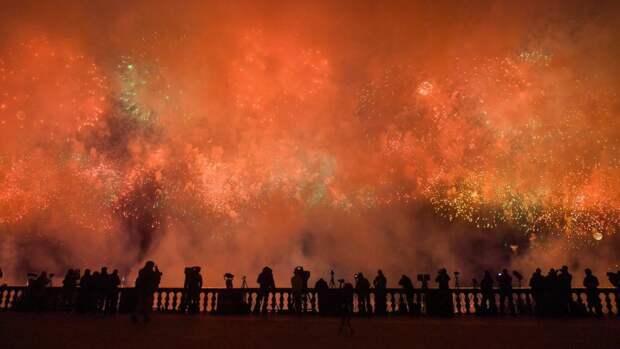 В Ростехе создали свыше 100 тысяч салютных зарядов к торжествам по случаю 9 Мая