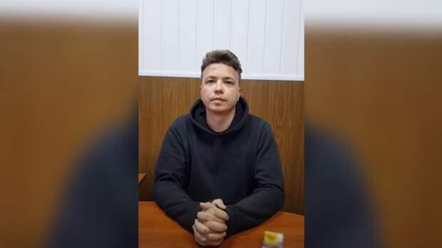 Протасевич сообщил о соблюдении правил при проведении следственных действий
