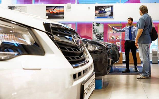 AEB: автомобильный рынок рухнул  почти на 7%