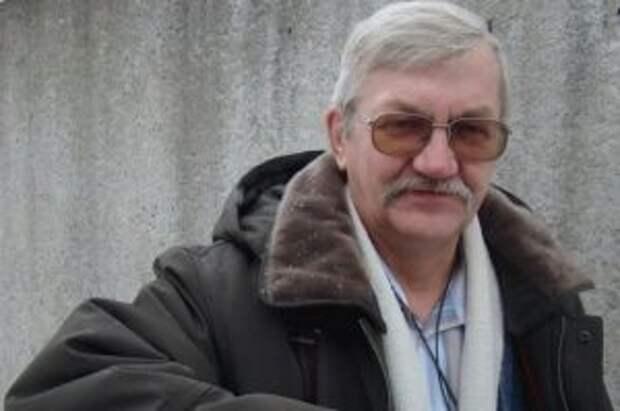 Умер карельский поэт Владимир Судаков