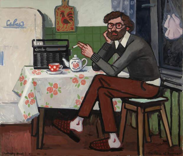 Советское детство. В современном искусстве. А так бывает? Да, причем хорошо!