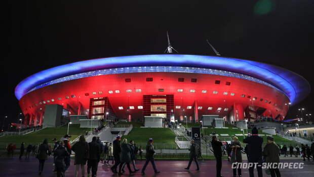 Стадион «Зенита» стал самой посещаемой ареной Европы поитогам сезона