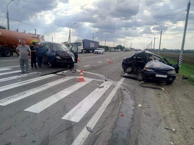 В Усть-Лабинском районе в ДТП погибли два человека