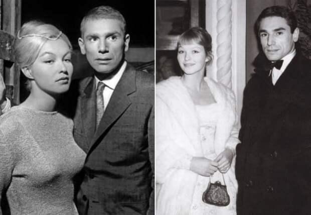 """Первый муж Марины Влади - тот самый, из """"Анжелики"""""""