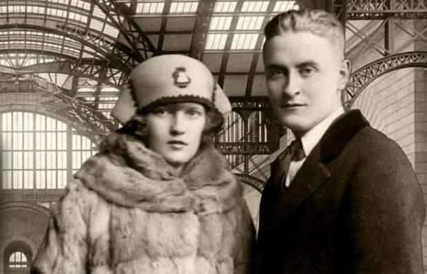 Почему великая любовь с первого взгляда писателя Скотта Фицджеральда и «девушки с характером» закончилась столь печально