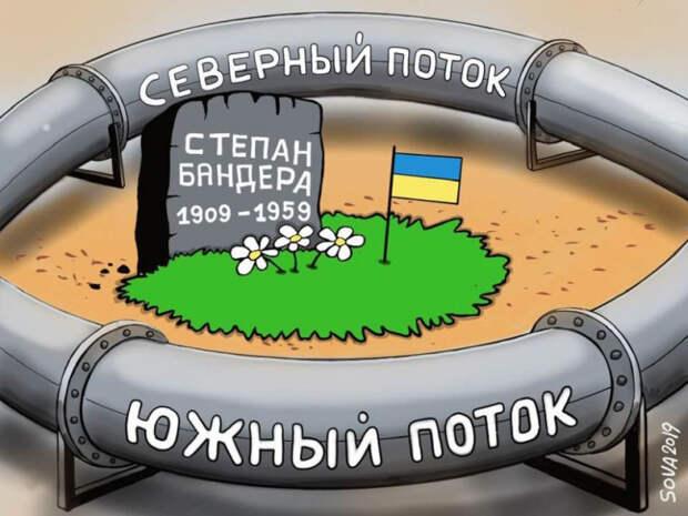 Итоги недели. Украина в «северопоточном котле», зато борщ – в стратосфере