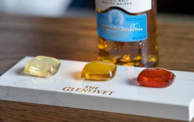 Ни стаканов, ни льда: шотландцы выпустили виски в капсулах