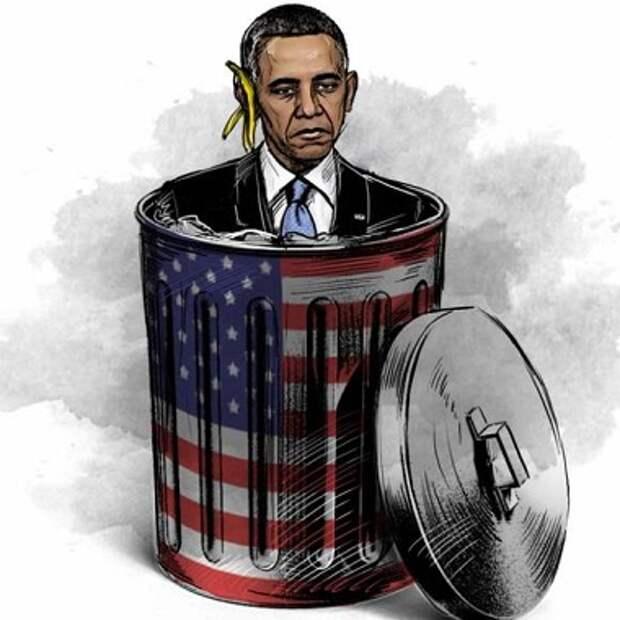 В штабе Трампа пообещали отменить до 70% указов Обамы