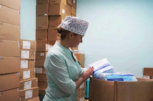 В больницы начнет поступать российский препарат от коронавируса