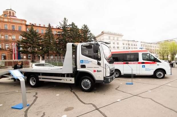 Единое транспортное решение для Хабаровского края: автобусы, бункеровоз и фудтрак от ГАЗ
