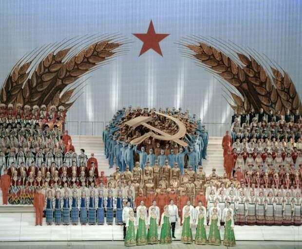 Почему россияне любят гимн СССР