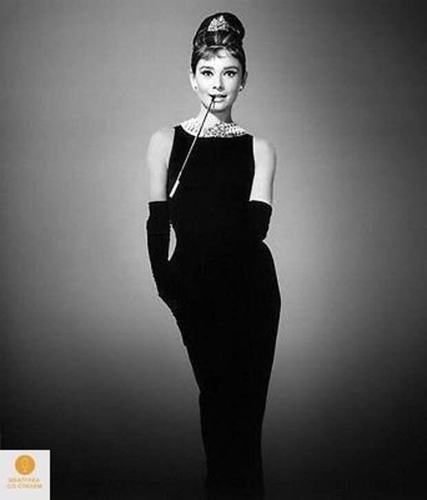 4 модных приема Одри Хепберн: что любила сочетать икона стиля 20 века [часть 1]