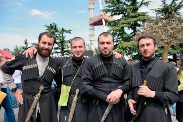 Какие народы Кавказа верят в Иисуса?