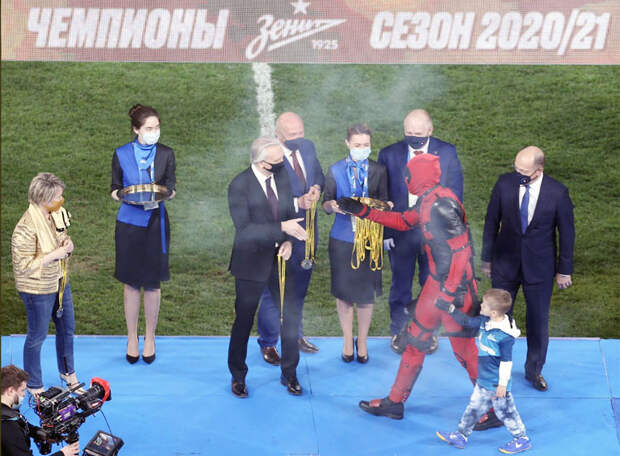 В «Зените» теперь три пятикратных чемпиона России и трое игроков, завоевывавших главные титулы в трех странах