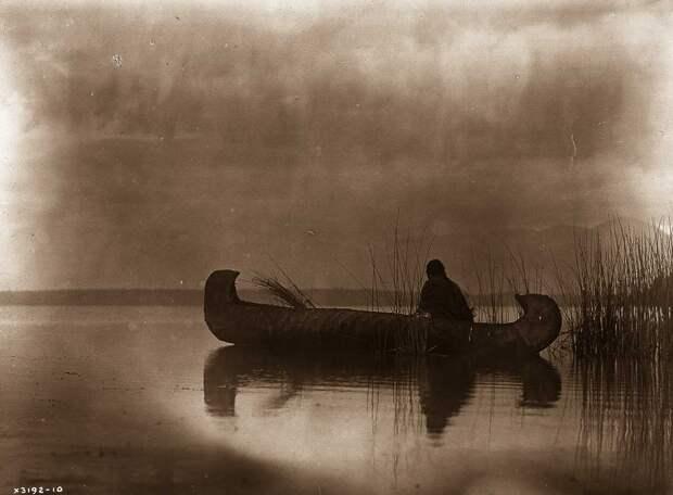 1904-1924 годы: жизнь североамериканских индейцев в фотографиях Эдварда Кёртиса