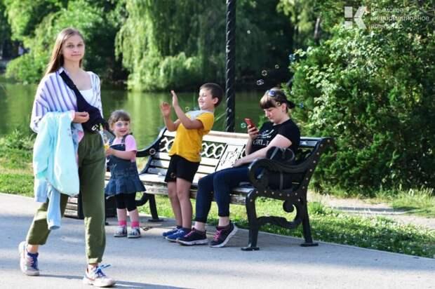 Около 400 тысяч человек смогут воспользоваться инициативой ЕР, поддержанной Путиным, и получить кэшбек на детский отдых