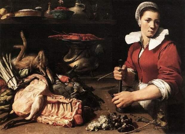 Кухарка