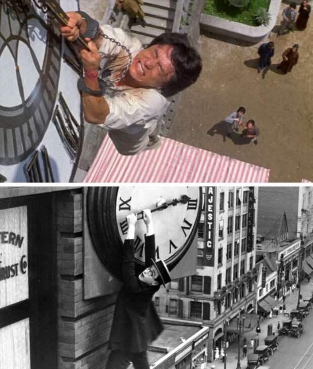 12 примеров того, как в фильмах воссоздали культовые сцены из старого кино — и сделали это не хуже оригинала