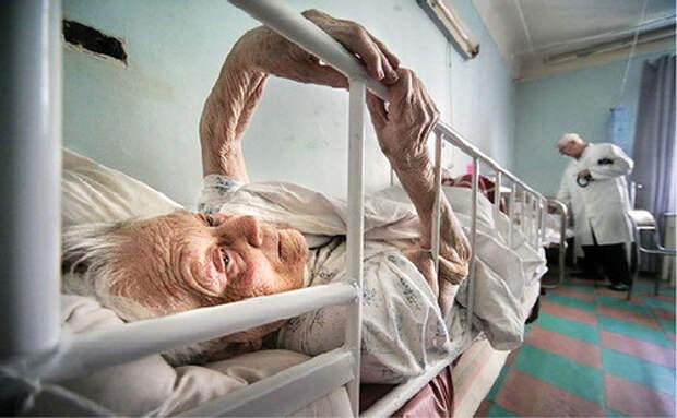 Хоспис: жизнь на пороге смерти