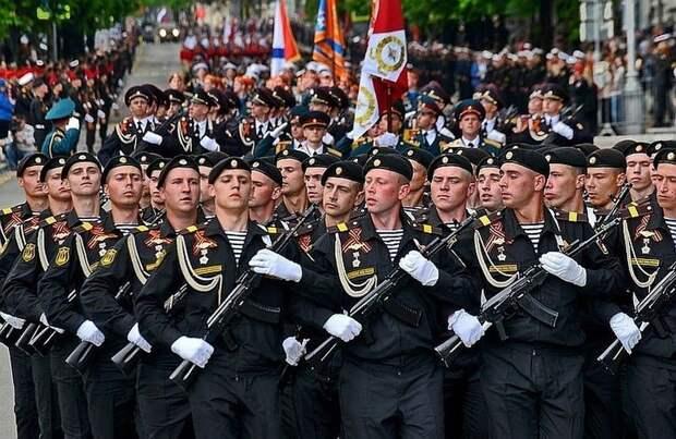 Военный парад в Севастополе 9 мая 2021 года: прямая онлайн-трансляция