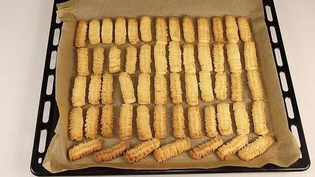 Песочное печенье из мясорубки. Нежное и рассыпчатое лакомство родом из СССР 2