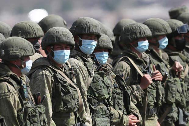 Украинская разведка рассказала об отводе российских войск от своих границ