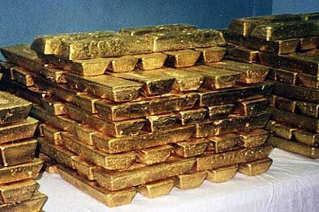 """""""Сталин шел к тому, чтобы создать финансовую систему с золотым рублем вместо доллара"""""""