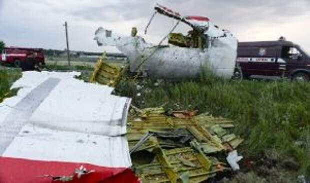 Кто взорвал самолет над Восточной Украиной?