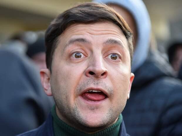 «Я — клоун»: украинцы поддержали кандидата в президенты Зеленского