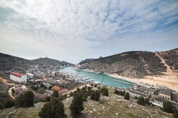 В Севастополе в рамках нового льготного кредитования создадут яхтенный курорт