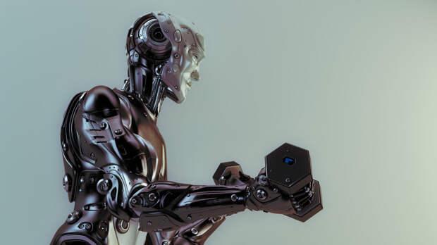 Инновационная гелеобразная структура поможет роботам качать мышцы