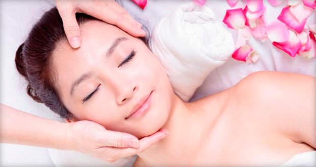 Точечный массаж Шиацу для омоложения: 5 минут и морщины долой!