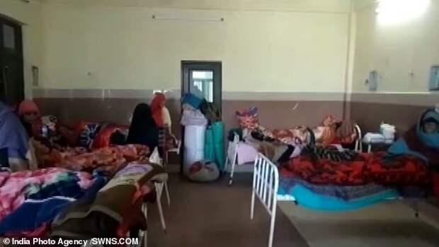 Медицинское чудо: в Индии 65-летняя женщина родила от 80-летнего мужа